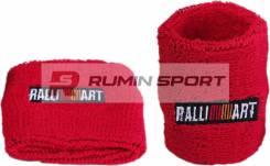 Носки RALLIART, красные