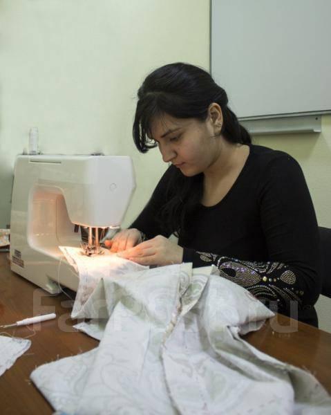 Курсы кроя, шитья и моделирования одежды для начинающих . нач22 октября