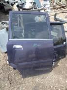 Дверь боковая. Daihatsu Move, L150S Двигатели: EFDET, EFVE