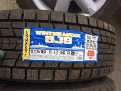 Dunlop Grandtrek. Зимние, без шипов, 2014 год, без износа, 4 шт