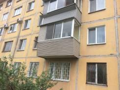 2-комнатная, улица Короленко 35б. 5 км, частное лицо, 45 кв.м. Дом снаружи
