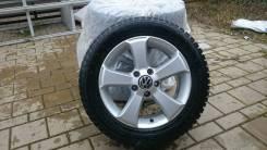 Колеса для volkswagen на зимней резине. x55