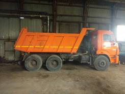 Камаз 65115-N3. Самосвал ., 6 700 куб. см., 15 000 кг.