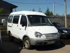 ГАЗ 2217 Баргузин. ГАЗель 2217, 2 500 куб. см., 6 мест