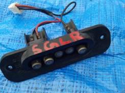 Концевик двери боковой. Mazda Bongo Friendee, SG5W, SGE3, SGEW, SGL3, SGL5, SGLR, SGLW Двигатель WLT