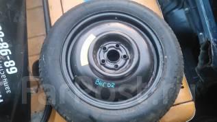 Колесо запасное. Subaru Legacy, BES, BH9, BE5, BEE, BE9, BHC, BHE, BH5