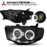Фара. Mitsubishi Triton Mitsubishi L200