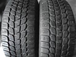 Bridgestone Blizzak LM-25. Зимние, без шипов, 2012 год, износ: 10%, 2 шт