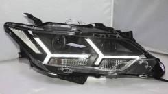 Бампер в стиле Lexus для Toyota Camry (камри) 5055 +фары. Toyota Camry, GSV50, AVV50, ASV50, ACV51 Двигатели: 2GRFE, 2ARFXE, 2ARFE, 1AZFE