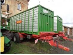 Pronar. Прицеп для перевозки зеленой массы T400