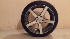 Шины с дисками Bridgestone Brizzak VRX 18 235/40 (износ 5%). 5.0x40 5x100.00 ET-50 ЦО 212,0мм.