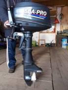 Sea-Pro. 9,90л.с., 2-тактный, нога S (381 мм), Год: 2011 год