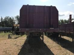 Чмзап 99065. Полуприцеп-тяжеловоз , 1 000 кг.