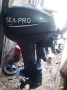 Sea-Pro. 15,00л.с., 2-тактный, бензиновый, нога S (381 мм), Год: 2015 год