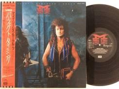 HARD ! Майкл Шенкер / MSG - Perfect Timing - 1987 JP LP