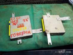 Блок управления двс. Subaru Forester, SF5