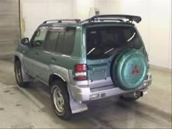 Спойлер. Mitsubishi Pajero iO