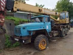 Галичанин КС-55713-3. КС 55713-3 (Галичанин) На шасси Урал 4320, 25 000 кг., 21 м.
