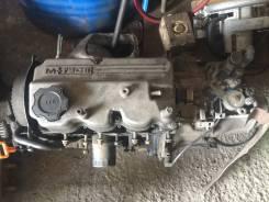 Двигатель в сборе. Chevrolet Spark Daewoo Matiz Двигатель F8CV