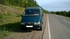 ГАЗ 27057. Продается Газель цельнометаллический фургон, 2 300 куб. см., 1 190 кг.