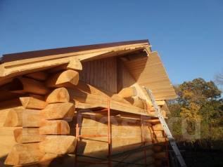 Строительство домов, бань из бруса, бревна и каркасно щитовых