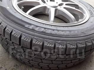Dunlop GraspicDS3 зимняя липучка Хонда литье 6*16ЕТ 49 5*114,3 вылет 5. 6.0x16 5x114.30 ET50 ЦО 64,1мм.