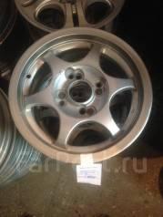 Sakura Wheels. 5.5x13, 4x100.00, 4x114.30, ET38