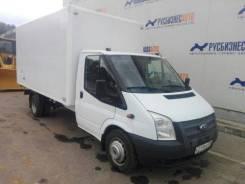 Ford Transit. изотермический фургон АФ-3720Х4 б/у ( 2013 г. в), 2 700 куб. см., 1 500 кг.