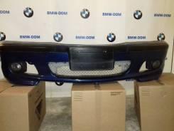 Бампер. BMW 3-Series