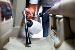 Бесконтактная химчистка салона вашего авто!