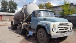 ЗИЛ 130. Продается ЗИЛ-130 цементовоз, 6 000 куб. см., 10 000 кг.