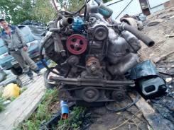 Двигатель в сборе. Краз 255