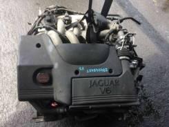 Двигатель в сборе. Jaguar X-Type
