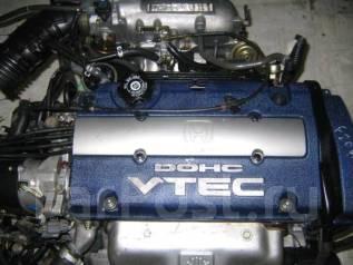 Двигатель в сборе. Honda Torneo, CF4 Honda Accord, CF4 Двигатель F20B