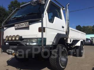 Toyota Dyna. Продам самый модный грузовик, 2 800 куб. см., 1 000 кг.