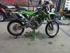 Kawasaki KLX 450R. 450 куб. см., исправен, птс, с пробегом
