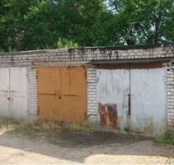 Гаражи капитальные. шоссе Владивостокское 28, 1, р-н Сах.посёлок, 29 кв.м., подвал.