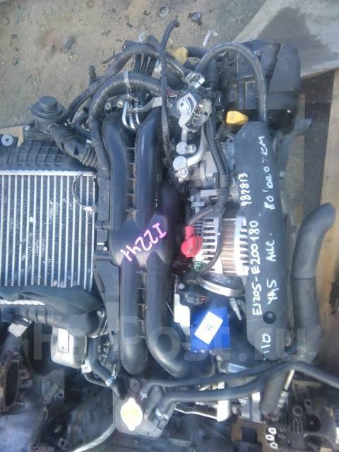 Двигатель SUBARU EXIGA, YA5, EJ205; EJ205HBKME071 I2241, 80000km