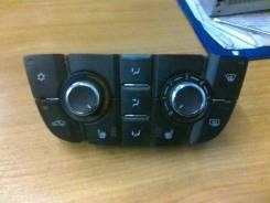 Блок управление климат контролем Opel Astra J