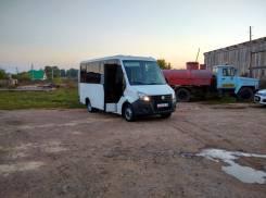 ГАЗ Газель Next A64R42. Газель Next A63R42, 2 800 куб. см., 18 мест
