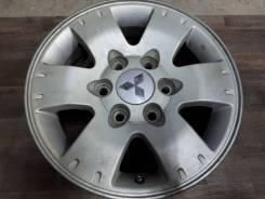 Mitsubishi. 7.0x16, 6x139.70, ET46, ЦО 67,1мм.