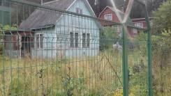 Продаю дачу в п. Пальцево, 700 т. р. П. Пальцево, р-н Выборгский, площадь дома 30 кв.м., электричество 5 кВт, от агентства недвижимости (посредник)