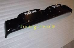 Дефлектор лобового стекла. Toyota Land Cruiser, UZJ100, HDJ100L, FZJ100, UZJ100L, UZJ100W, J100, HDJ100, 100 Nissan Terrano, WHYD21, MG21S, WD21, WBYD...