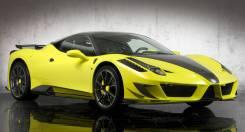Обвес кузова аэродинамический. Ferrari 458 Italia. Под заказ