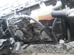 Радиатор охлаждения двигателя. Toyota Harrier, MHU38, MHU38W Toyota Harrier Hybrid, MHU38W Lexus RX400h, MHU38 Двигатель 3MZFE