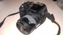 Fujifilm FinePix S9600. 9 - 9.9 Мп, зум: 10х
