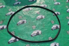 Уплотнитель багажника. Toyota Corolla Fielder, NZE141, NZE141G, NZE144, NZE144G, ZRE142, ZRE142G