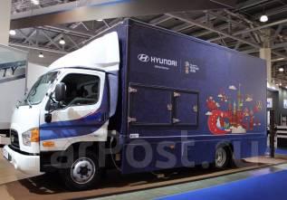 Hyundai HD. -78 Авто лавка, 3 907 куб. см., 2 880 кг. Под заказ
