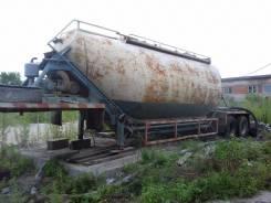 Doosan. Полуприцеп-цементовоз, 32 000 кг.
