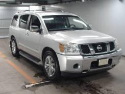 Nissan Armada, 2010